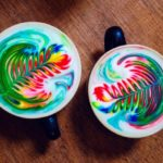 Rainbow Coffee image