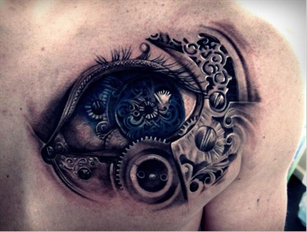 mechanical-eye-tattoo-design