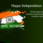 Happy Independence Day with hindi quotes