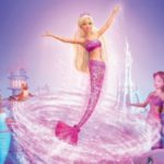 Mermaid Pink Barbie with Mermaids Friends