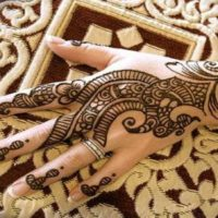 Arabic Eid Mehndi Designs Wallpaper