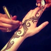 Arabic Mehndi Designs HD Wallpapers