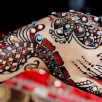 Wallpapers Of hd Mehndi