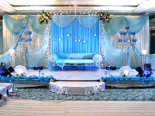 Royal wedding stage decoration image impfashion all news about entertainment for Decoration image