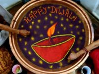 celebrate diwali in india