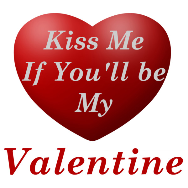 happy valentines day kiss image for boyfriend