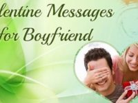 happy valentines messages boyfriend
