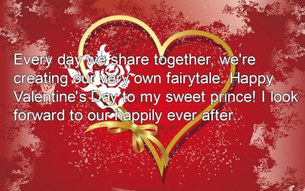 Amazing Valentine Card Messages For Boyfriend Impfashion All