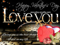 Happy valentines picture greetings