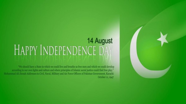 Happy Independence Day Pakistan Greetings