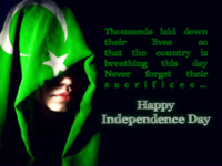14th August Independence Day Quotes