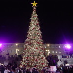 Athens Christmas Tree