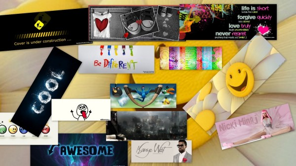 lovely Facebook Covers