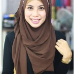 Modern and Simple Hijab Styles