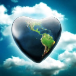Love and Earth HD Wallpaper