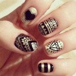 Funky & Creative Nail Art Designs