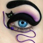 Probably the Best Cat Eye Makeup Ever