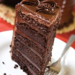 Multi Layer Chocolate Cake