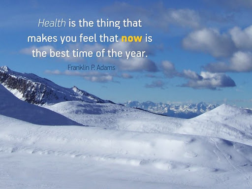 Inspirational Health Quotes