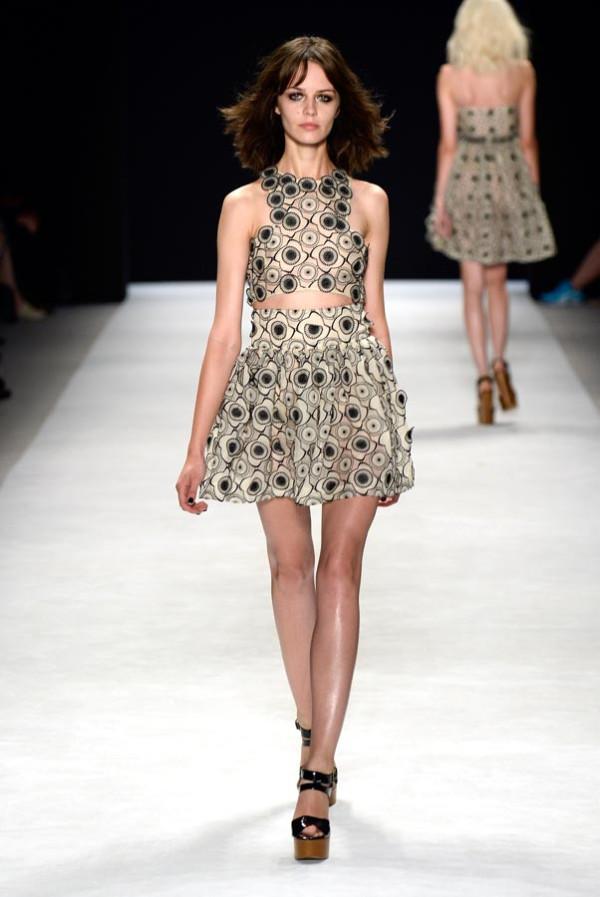 Benz Fashion Week Spring 2014
