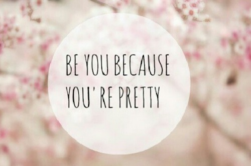 pretty girl quotes