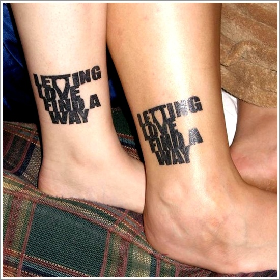 tattoos for couples