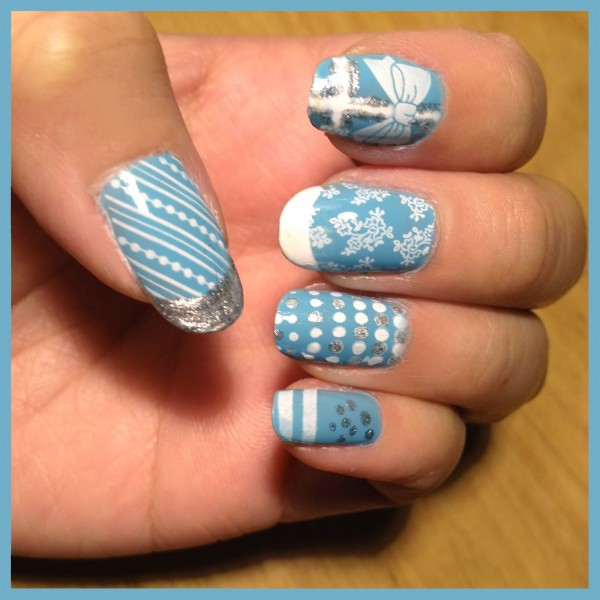 2-Color-Nail-Polish-20-Designs-Which-Will-Make-You-Get-New-Style- (8)