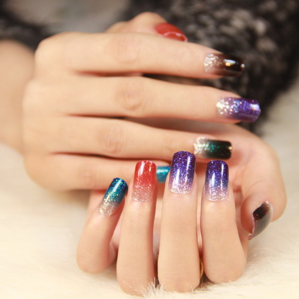 Fashion-Beauty-12pcs-Sexy-Ombre-Nail-Art-Stickers-Decals-beauty-tool-makeup-maquiagem-adesivo-de-unha