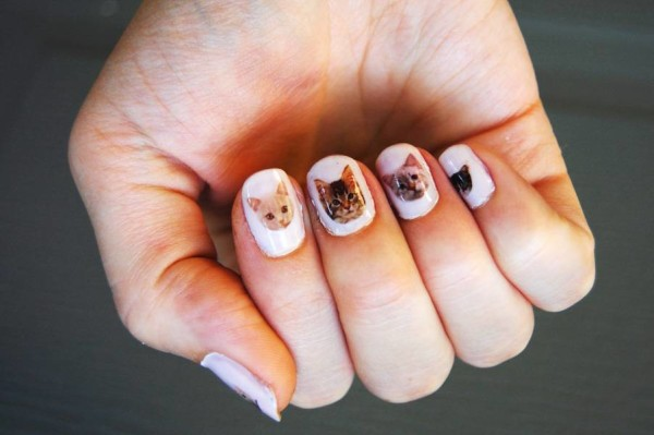 gel-nail-art-cool-white-cat-nail-decals-stickers-for-your-fingers-swag-nail-designs