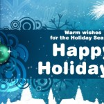 Warm wishes for the holiday season