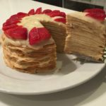20-Layer Crepe Cake