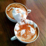 Amazing Coffee Foam Art