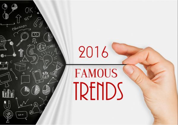 2016 Trends in America