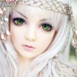 Stunning and Beautiful Green Eyes Barbie Doll