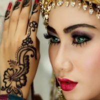 New Beautiful Mehndi Design Wallpaper