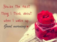 beautiful good morning messages for wife