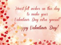 Happy Valentines Day Cards Messages