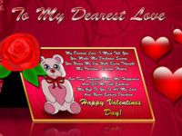 Romantic Valentine Messages for girlfriend