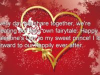 Amazing valentine card messages for boyfriend