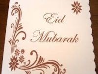 handmade eid card ideas